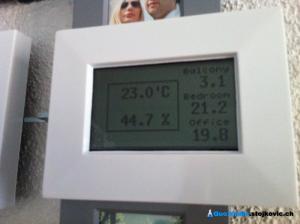 Monitor Node - LCD
