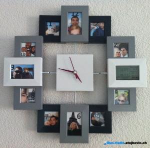 Monitor Node - Wall clock